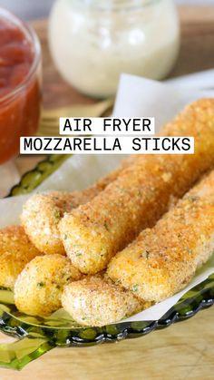 Air Fyer Recipes, Air Fryer Oven Recipes, Air Fryer Dinner Recipes, Appetizer Recipes, Best Food Recipes, Appetizers, Paleo, Keto, Air Fried Food