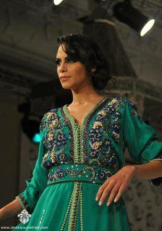 Moroccan green takchita all hand made#moroccancaftan#moroccandresses#moroccans