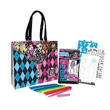 "Monster High Fashion Artist Tote - Fashion Angels - Toys ""R"" Us"