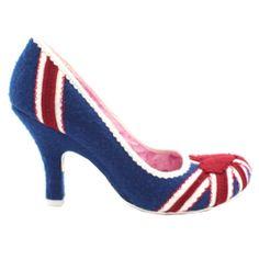 Irregular Choice Patty High Heel Stiletto Shoes | eBay