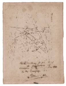 When is a scruffy old piece of paper worth 20-30 Pounds? WWI  Armistice Document.