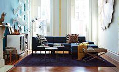 Pattern Play Living Room