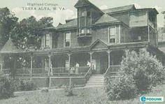 Preston County WV history | Profile for Terra Alta, West Virginia, WV