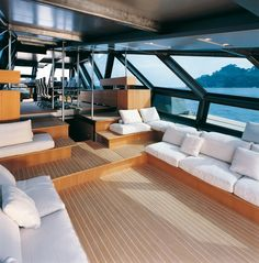 Luxury Yacht Interior - Seatech Marine Products / Daily Watermakers