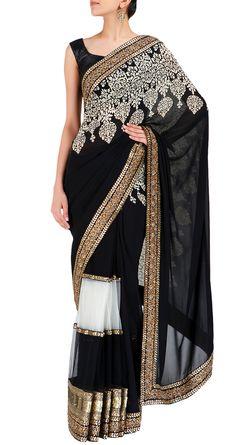 Love this Sabyasachi sari at Pernias Popup. To.Die.For. #saree #southasian #indian