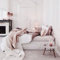 Image result for blush gold and cream ivory interior design ideas