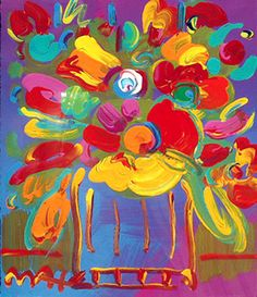 peter max paintings - Google Search