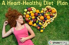 Eating+for+a+Healthy+Heart via @SparkPeople