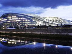 Aviva Stadium - Dublin - Weber