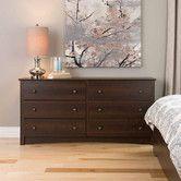 Fremont 6 Drawer Dresser