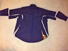 Diy shirt 230879918371175863 - Men's Dress Shirt to Little Black Dress Refashion Diy Clothes Alterations, Sewing Alterations, Diy Clothing, Sewing Clothes, Sewing Men, Men Clothes, Big Dresses, Altering Clothes, Refashioning Clothes