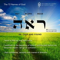 72 Names of God - Lost and Found