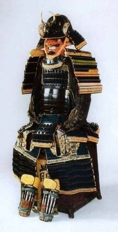 Samurai Armor for sale, Antique Japanese Real Genuine Authentic Samurai Armor and Yoroi and Kabuto