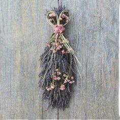 Lavender Wreath Hanger