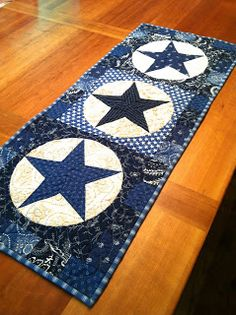 Star Table Runner - Minick & Simpson