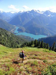 Craig Romano's Top 10 Washington Hikes   Oboz Footwear