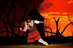 Marianela Nunez and Carlos Acosta in Don Quixote