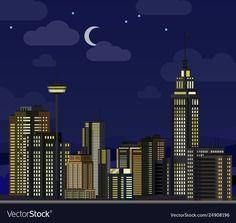City Office, Modern Buildings, Empire State Building, Adobe Illustrator, Skyscraper, Royalty, Pdf, Exterior, Urban