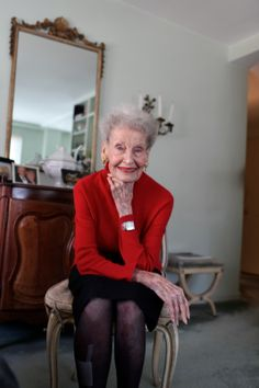 Ruth, 101 years old - ADVANCED STYLE