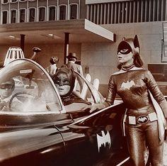 BATMAN E BATGIRL