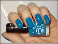 Rimmel 60seconds #840 Blue Eyed Girl