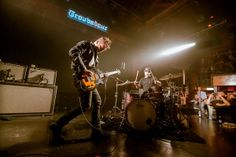 LIVE REVIEW: Uk dynamic duo Royal Blood return to Los Angeles for their second SOLD OUT show; this time at the Troubadour. HIGH VOLTAGE MAGAZINE