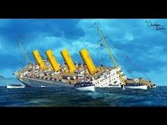 Resultado de imagem para britannic wreck