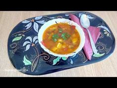 Ciorba cu legume de vara - video | SuperGustos Plates, Tableware, Kitchen, Licence Plates, Dishes, Dinnerware, Cooking, Griddles, Tablewares