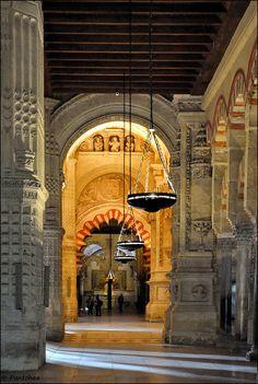 Córdoba : La Mezquita   Spain