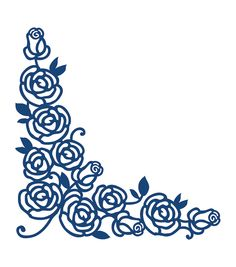 tattered lace christmas die - Google Search