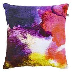 Housse de coussin Moreno 45x45 cm violet/pourpre