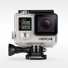 GoPro HERO4 Videocámara Black Edición Normal #Amazon #mx: Electrónicos