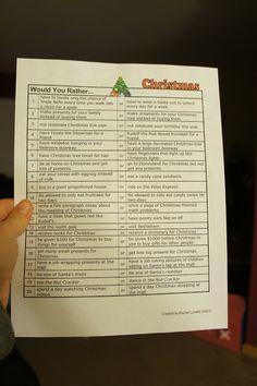 advent activities week 2 {2012}