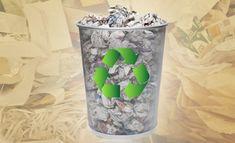 Najväčšie mýty o životnom prostredí a jeho ochrane - Akčné ženy Waste Paper Recycling, Recycle Paper, Planter Pots, India, Canning, Goa India, Home Canning, Indie, Conservation