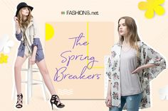Fashion banner design for email marketing