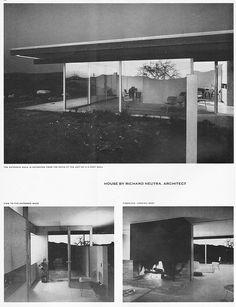 Neutra House Pt. 1 by sandiv999, via Flickr