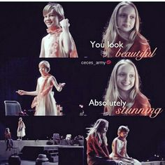 Charles Dilaurentis/Charlotte Dilaurentis (Dylan Garza) and Bethany Young (Jessica Belkin)