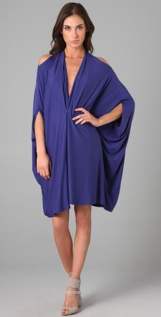 This would be an awesome swimsuit cover up!  Rachel Pally Gwyneth Caftan Dress | SHOPBOP