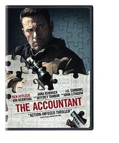 Ben Affleck & Anna Kendrick & Gavin O'Connor & & 0 more - The Accountant (DVD)