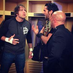 Dean and Seth