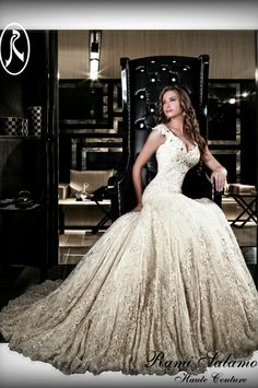 Rami Salamoun - Wedding Spring Summer 2011