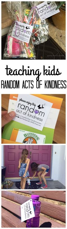 Awesome Random Acts of Kindness Acts for Kids. A great way to teach children compassion and kindness. Try these ideas with your kids over summer or winter break. From Yummy Mummy Kitchen Kindness Projects, Kindness Activities, Teaching Kindness, Kids And Parenting, Parenting Hacks, Kindness For Kids, Kindness Ideas, Kindness Rocks, Good Buddy
