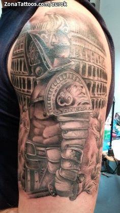 Gladiador, Gladiator, Coliseo, Coliseum, Roma