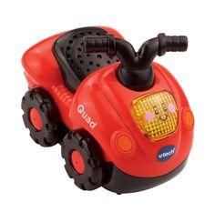 Amazon.de: VTech 80-151904 - Tut Tut Baby Flitzer - Quad: Spielzeug Quad, Outdoor Power Equipment, Toys, Rpg, Songs, Explore, Rolling Stock, Toy, Learning