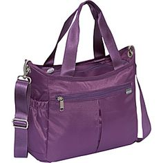 It almost just looks like a purse - eBags Bistro Lunch Tote - Eggplant - via eBags.com!