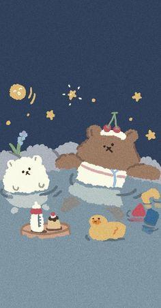 Ideas kawaii wall paper ipad for 2020 Cute Pastel Wallpaper, Soft Wallpaper, Kawaii Wallpaper, Cute Wallpaper Backgrounds, Cute Cartoon Wallpapers, Wallpaper Iphone Cute, Pattern Wallpaper, Music Wallpaper, Aesthetic Iphone Wallpaper
