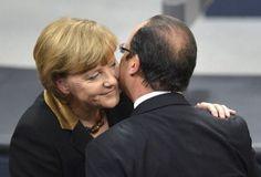 L'Allemagne et la France veulent renforcer l'euro