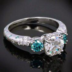 Wedding Rings 2015 | Latest Wedding Rings For Girls By Vancaro