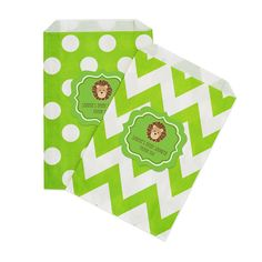 Safari Baby Shower Favors  Jungle Theme Baby Shower by ModParty, $12.00