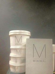 La latta di #Minimal essenziale come il suo contenuto. Una pittura unica nel suo genere e facile da applicare per un effetto moderno e pulito. #pittura #pitturadecorativa #minimal #giorgiograesan